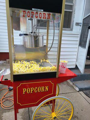 Popcorn machine for Sale in North Providence, RI