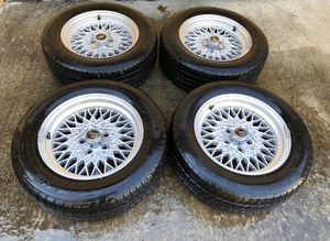 BBS Wheels and 5x4.5 for Sale in Hillsboro, OR