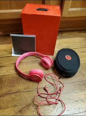 Pink solo beats hd for Sale in Tempe, AZ