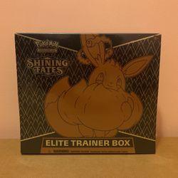 Shining Fates Elite Trainer Box for Sale in Alpharetta,  GA