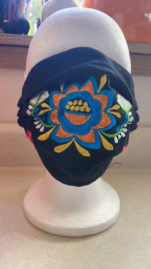 Mascarillas bordadas for Sale in Everett, WA