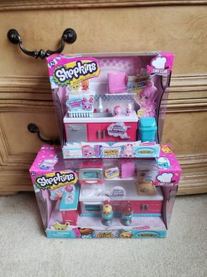 Shopkins lot NEW in box for Sale in Bothell, WA