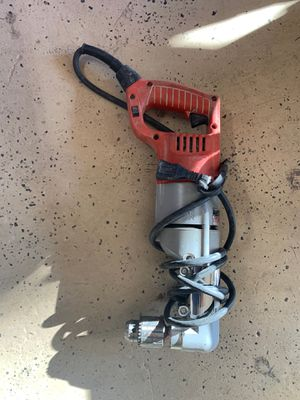 Milwaukee right angle drill for Sale in Silver Spring, MD