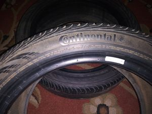 Continental,ContiProContact 245/40/R17-225/45/R17 for Sale in Phoenix, AZ