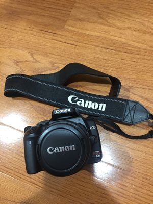 CANON DIGITAL REBEL XTi for Sale in Queens, NY