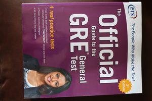GRE Official Guideline for Sale in Harrisonburg, VA