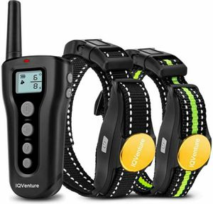 Dog Training Collar,1000 feet Range, Rechargeable Shock Colla for Sale in Fontana, CA