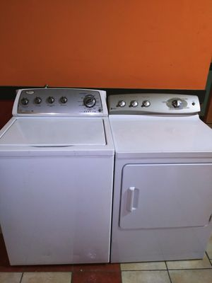 Ge/whirpool washer and dryer for Sale in Duluth, GA