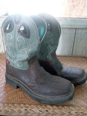 Tony Lama work boots for Sale in Pekin, IL