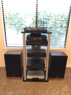Stereo system for Sale in Clovis, CA