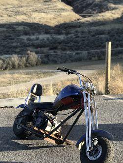 212cc Stage 1 Kit Hemi Predator Mini Chopper for Sale in Wenatchee,  WA