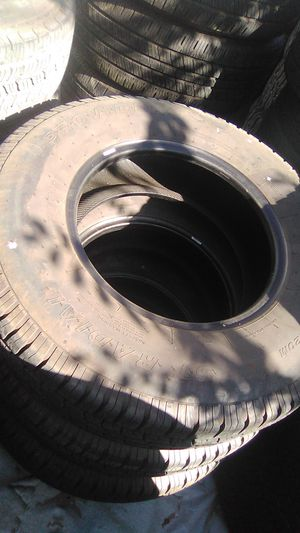 4 TIRES FOR TRAILER ST235/80/16 for Sale in Las Vegas, NV