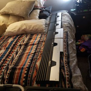 Alpine V12 amplifiers 2,4 & 5 channel for Sale in Citrus Heights, CA