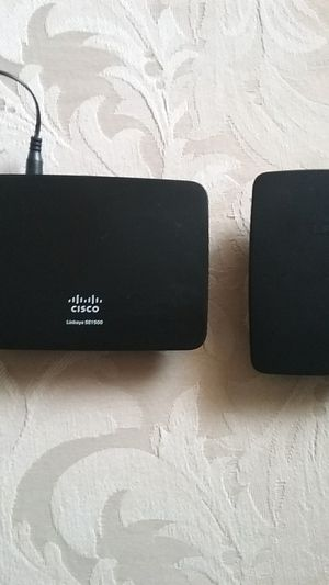 Cisco Router/Wifi Extender for Sale in Fairlawn, OH
