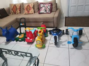 Kids toys for Sale in HALNDLE BCH, FL