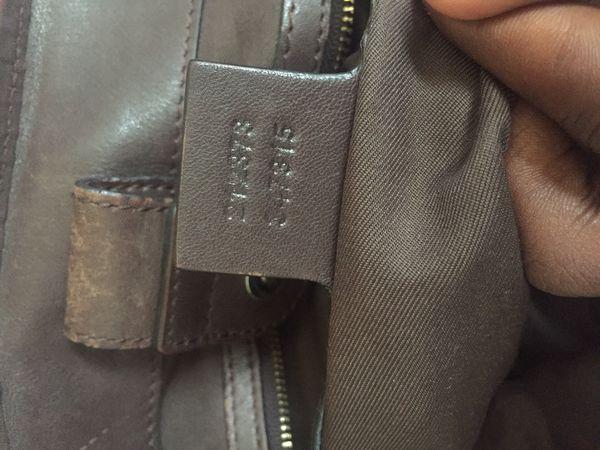 Ladies shoulder hobo bag