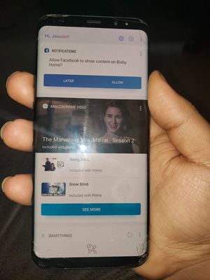 Galaxy s8 plus for Sale in Pittsburgh, PA