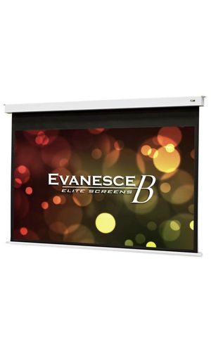 "BraBrand new Elite Screens Evanesce B, 110"" 16:9, Recessed in-Ceiling Electric Projector Screen for Sale in Miramar, FL"