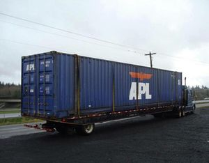 Crazy Deals on Used 45' Portable Containers for Sale in Ames, IA