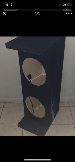 Speaker box for Sale in Tulsa, OK