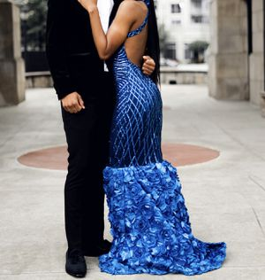 BLUE PROM DRESS for Sale in Decatur, GA