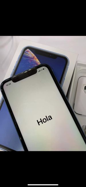 iPhone XR FREE WITH TRADE IN for Sale in Frisco, TX