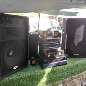 Stereo Sytem for Sale in San Diego, CA