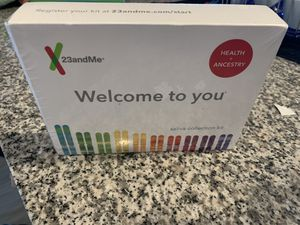 23andMe HEALTH + ANCESTRY KIT for Sale in Kyle, TX
