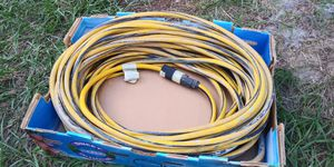 Extension Cord 10/3 SJTW Heavy Dutpy Extension Cord 100 Feet, Yellow for Sale in Clearwater, FL