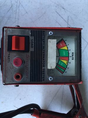 Battery/Alternator tester Snap-On for Sale in Clearwater, FL