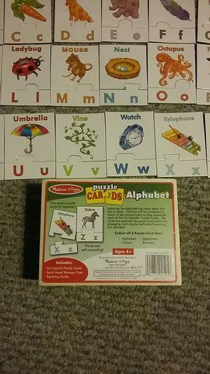 Melissa & Doug puzzles!! for Sale in Tempe, AZ