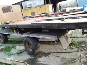 20ft steel truck bed for Sale in Orting, WA