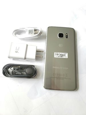 Samsung Galaxy S7 edge , Excellent Condition, FACTORY UNLOCKED. for Sale in Fort Belvoir, VA