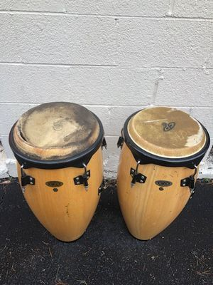 Conga drums for Sale in Greensboro, NC