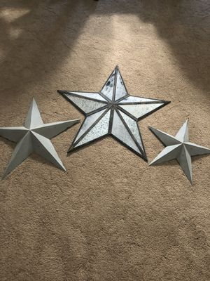 Star Wall Decorations for Sale in Chandler, AZ