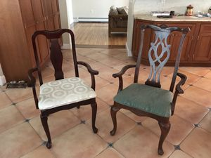 Two Side Chairs for Sale in CT, US