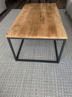 West Elm Streamline Coffee Table for Sale in San Francisco, CA