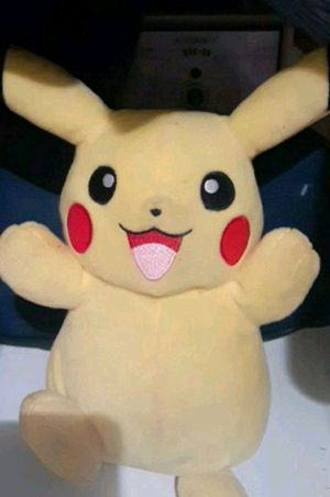 Pikachu Plushie for Sale in Lubbock, TX