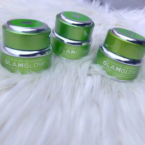 3 Glam Glow PowerMud Dual cleanse treatment: Face mask, glamglow for Sale in San Diego, CA