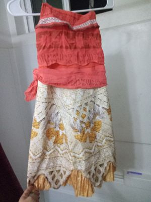 Moana costume for Sale in Fresno, CA