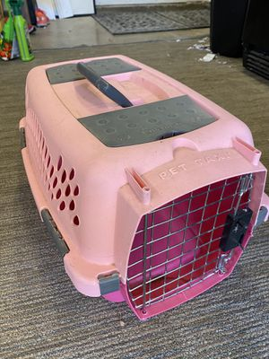Pet carrier cat carrier for Sale in Citrus Heights, CA
