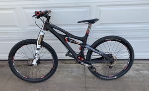 Ibis mojo hd carbon fiber frame with dropper seat full suspension for Sale in Garden Grove, CA