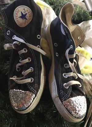 Sequin Converse for Sale in Lemon Grove, CA