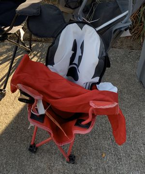 Mickey Mouse Kids Camping Chair for Sale in Raleigh, NC