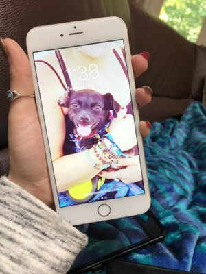 IPHONE 6 PLUS 64GB UNLOCKED for Sale in Denver, CO