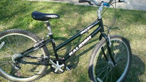 "Dark green wheels 26 "" female mountain bike Raleigh. for Sale in Manassas, VA"