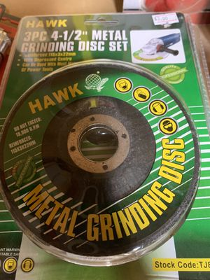 Hawk grinding disk for Sale in New Houlka, MS