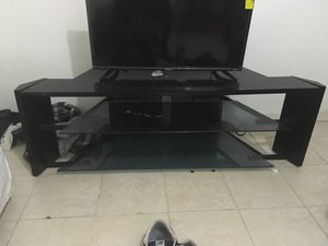 Large tv stand for Sale in Rockville, MD