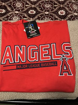 New Red J. Hamilton Angeles Jersey shirt size XXL for Sale in Arcadia, CA