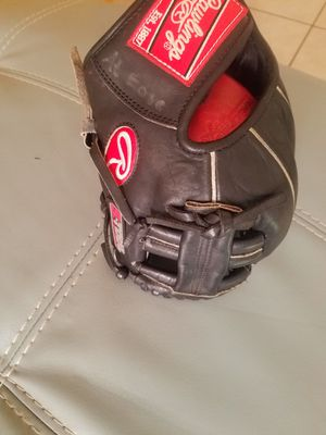 Rawling youth 9.5 5 tool baseball training glove for Sale in Houston, TX